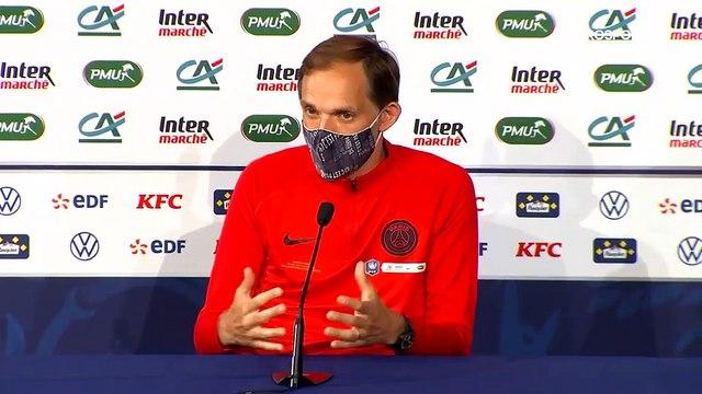 Tuchel ne sait pas si le PSG a vraiment bénéficié du break