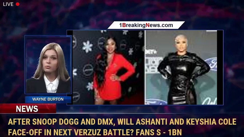 After Snoop Dogg and DMX, will Ashanti and Keyshia Cole face-off in next Verzuz battle? Fans s - 1BN