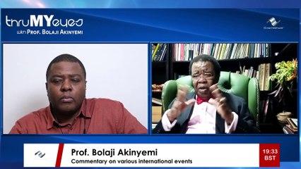 Nigeria should have a Space Program like the UAE - Prof. Bolaji Akinyemi