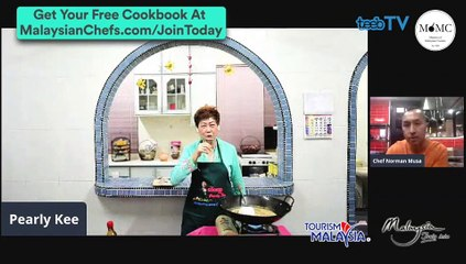 MOMC 4 Pearly Kee - Some cooking tips