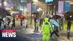 Southern S. Korea slammed by heavy rain; 3 killed in Busan