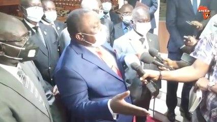 Adjoumani fait voter les réformes des filières anacarde et café-cacao