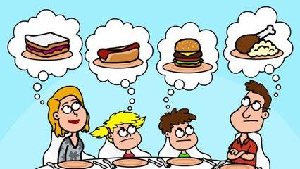 Hooray Kids Songs - Enjoy Your Meal