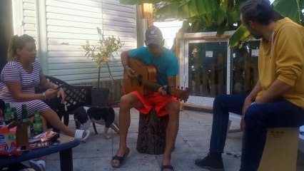 """""""Malheur, malheur"""" de Gims par Akapoulco"""