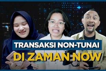 Transaksi Non-Tunai di Zaman Now - Katadata Indonesia