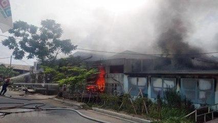 Bắc Ninh: Nhiều lỗ hổng sau vụ cháy xưởng phun sơn | VTC