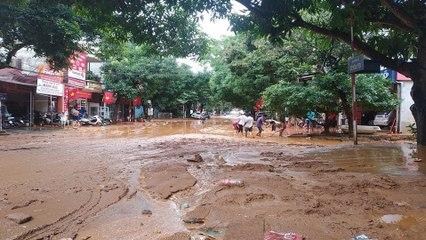 Hà Giang: Hỗ trợ người dân sau mưa lũ | VTC