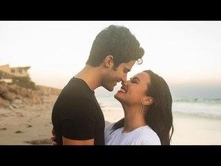✅  Demi Lovato s'est fiancée à son chéri Max Ehrich après quatre mois d'amour