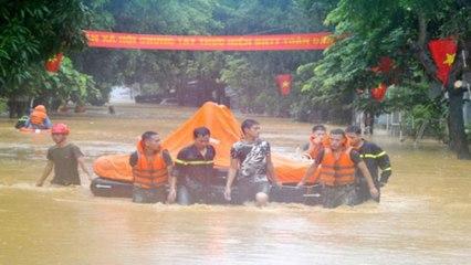 Hà Giang: Hỗ trợ các người dân thiệt hại trong mưa lũ | VTC