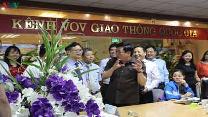 VOV tăng cường phối hợp với các cơ quan đại diện ngoại giao | VTC