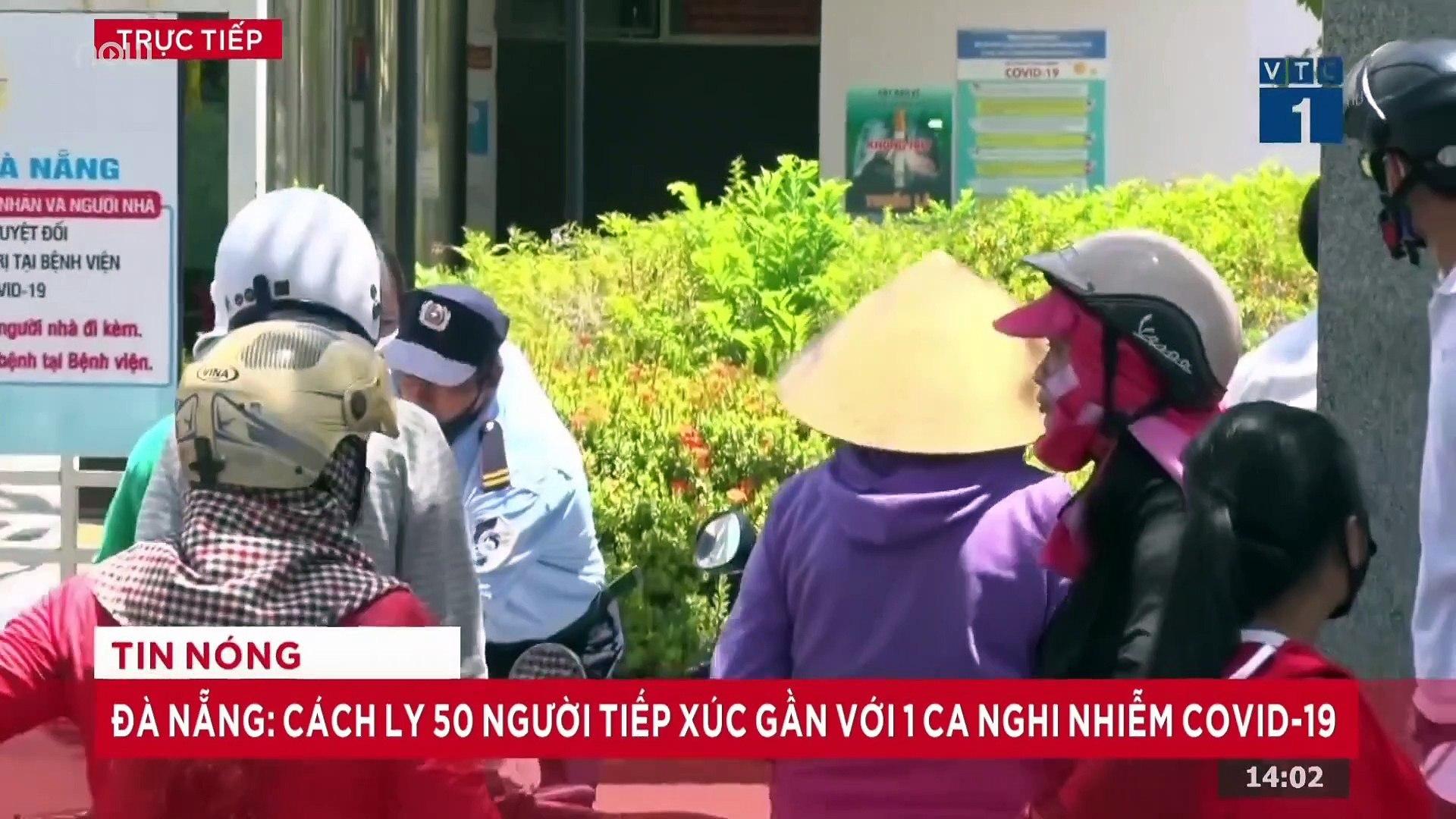 BẢN TIN NHANH: Thông tin về trường hợp nghi mắc Covid-19 trong cộng đồng tại Đà Nẵng