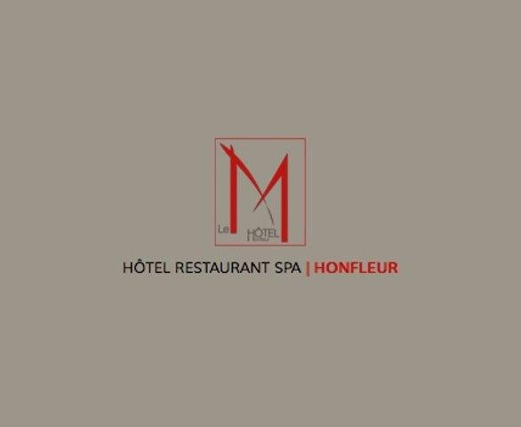 Le M Hôtel à Honfleur