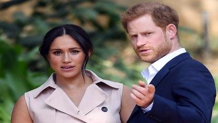 ✅  Meghan et Harry portent plainte pour des photos volées d'Archie