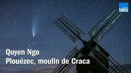 Neowise :  vos plus belles photos de la comète en Bretagne