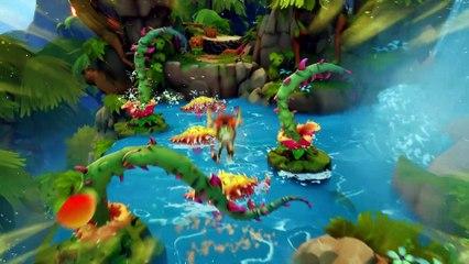 Crash Bandicoot 4 It's About Time : bande-annonce PS4