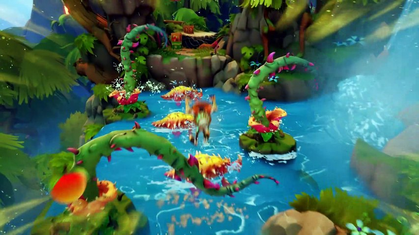 Crash Bandicoot 4 It's About Time : bande-annonce PS4
