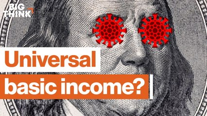 Can universal basic income fix a crisis that's already begun?