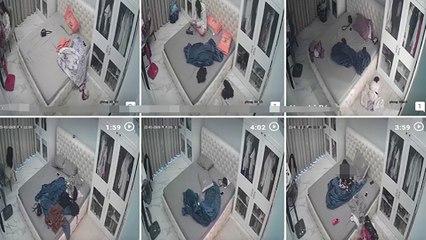 Truy tìm kẻ hack camera người phụ nữ để trẻ chạm vào vùng nhạy cảm