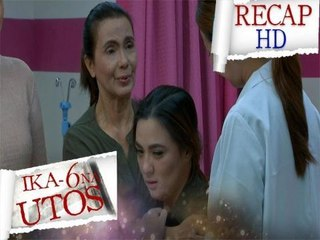 Ika-6 Na Utos: A new blessing for Emma | Episode 119 RECAP (HD)