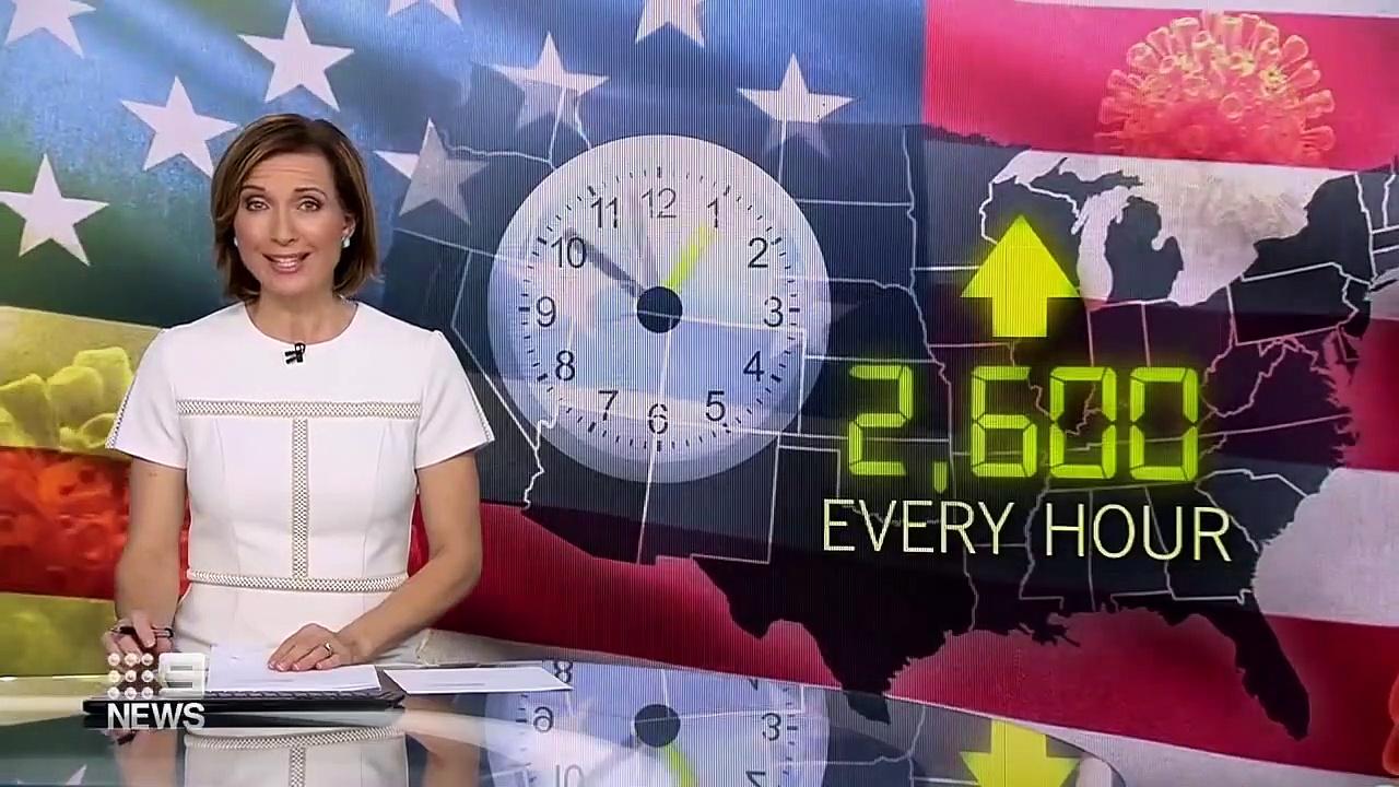 Coronavirus – President Trump admits pandemic will impact election _ 9 News Australia