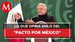 Firma de Pacto por México condicionó compra de Altos Hornos: AMLO