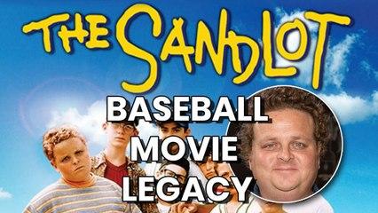THE SANDLOT (INTERVIEW) - Patrick Renna Talks BASEBALL Movie's Timelessness