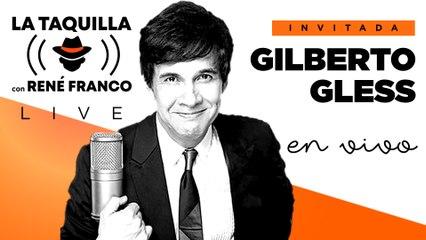"""con René Franco - GILBERTO GLESS... """"¿Imitas por MORBO?"""" - LTTV24-3"""