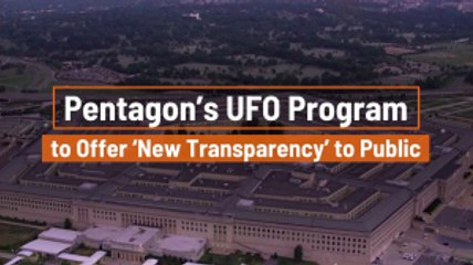 Pentagon And UFO In 2020