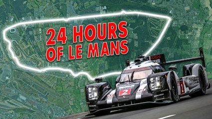 24 Hours of Le Mans champion breaks down the world's most famous race