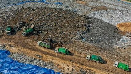 Bãi rác lớn nhất Hà Nội đứng trước nguy cơ quá tải | VTC
