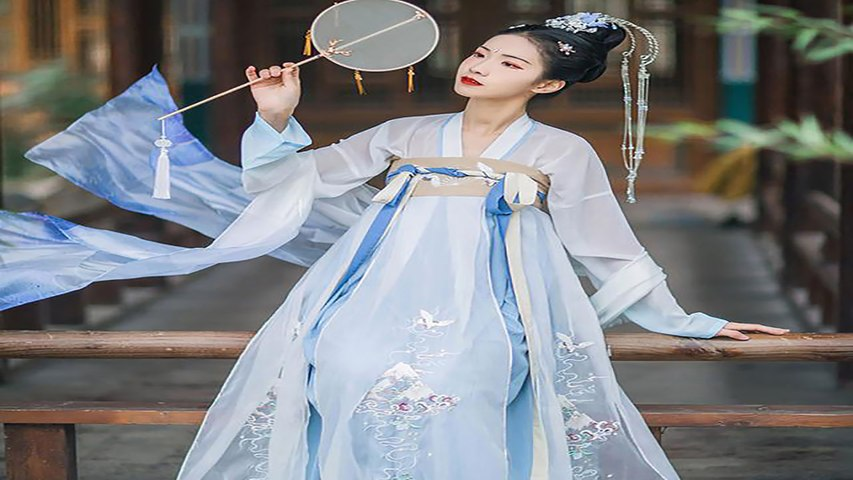 Trải nghiệm thế giới cổ trang ở Trung Quốc | VTC