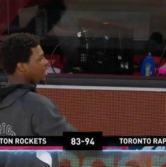 Raptors make winning start to NBA bubble