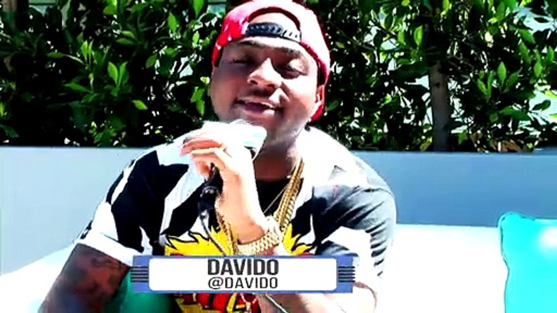 F78NEWS: Watch! Davido and Lil Baby Are Shooting A Video Together. #Davido #LilBaby