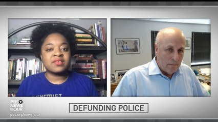 Two  Views On The Future Of American Policing