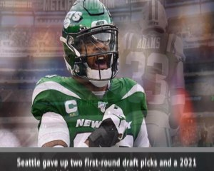 Jets trade troublesome Adams to Seahawks