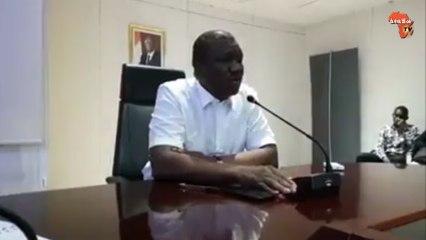 "Hamed Bakayoko parle : ""Le destin de chacun peut basculer"""