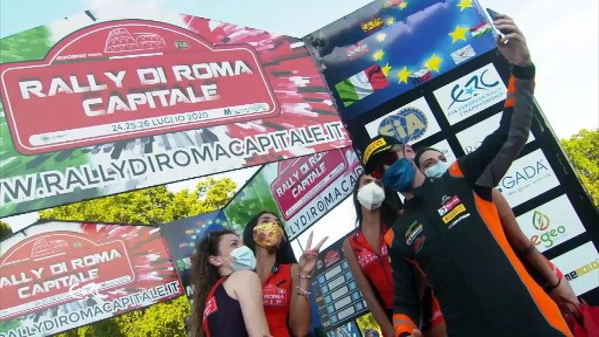 ERC 2020: Rally di Roma Capitale (1st LEG)