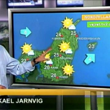 Nyhedskavalkade | 2012 | 1-2 | Nordjylland | 23-12-2012 | TV2 NORD @ TV2 Danmark