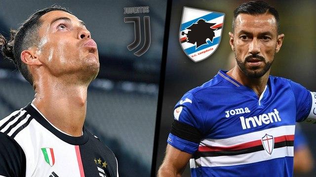 Juventus-Sampdoria : les compos probables