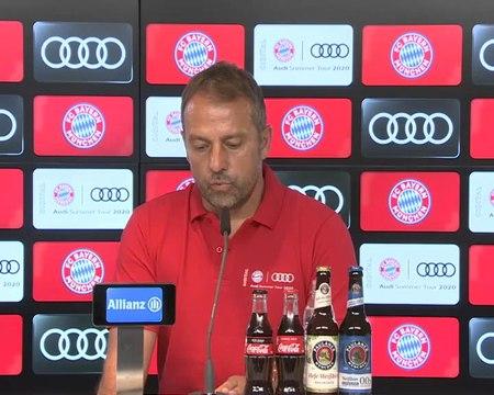"""Bayern - Flick : """"Tolisso est un grand joueur"""""""
