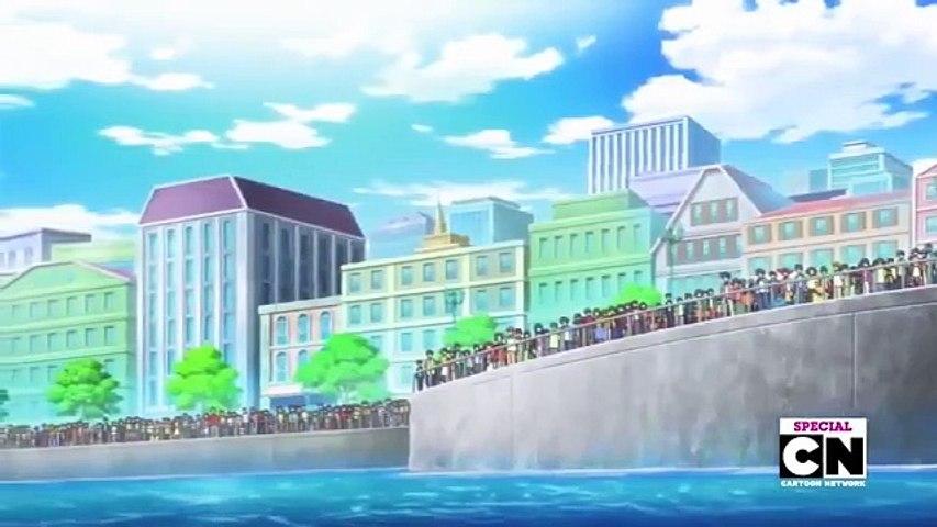 Pokemon Mega Evolution Special act 3