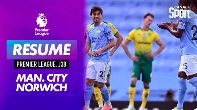 Le résumé de Manchester City / Norwich