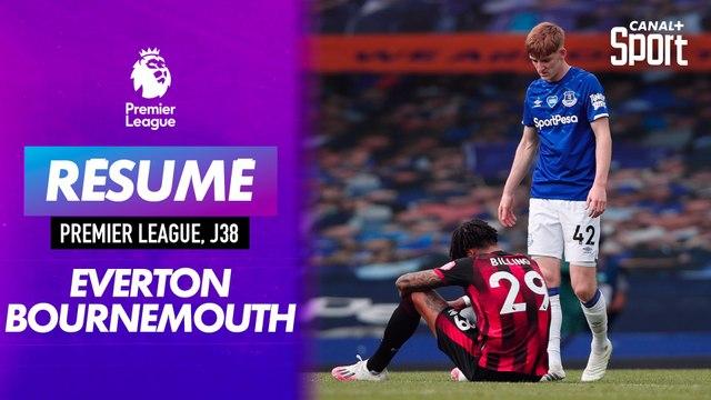 Les buts d'Everton / Bournemouth