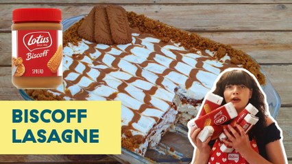 Anna Cooks Anything: Biscoff Lasagne