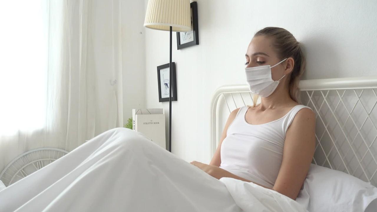 Mild COVID-19 Symptoms Can Last 3 weeks
