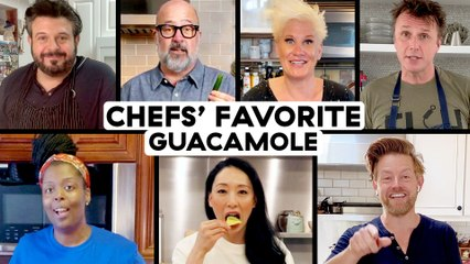Pro Chefs Share 7 Ways To Make The Best-Ever Homemade Guacamole
