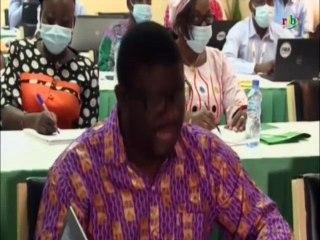 RTB - Rencontre entre les acteurs de la santé et les experts de la planification familiale à l'université Joseph Ki-zerbo de Ouagadougou