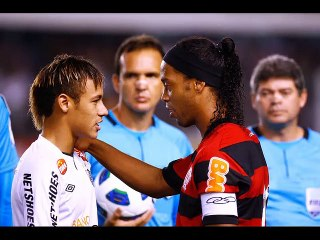 Flamengo 5 x 4 Santos  - Brasileiro 2011