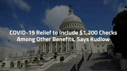 New COVID-19 Relief Checks