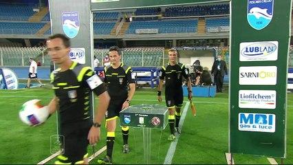 HIGHLIGHTS #PescaraLivorno 1-0 #SerieBKT